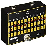 Caline USA, CP-24 10-Band EQ equalizer Guitar Effects pedal