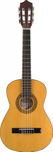 Stagg C505 1/4-Size Nylon String Classical Guitar - Natural