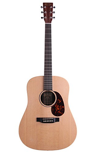 Martin X Series 2015 DX1AE Acoustic-Electric Guitar Natural