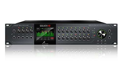 Antelope Audio Goliath HD Audio Interface