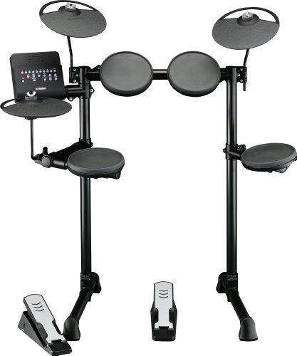 Yamaha DTX400K Compact Electronic Drum Set