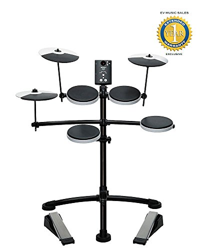 Roland TD-1K 5-piece Electronic Drum Kit with 1 Year Free Extended Warranty