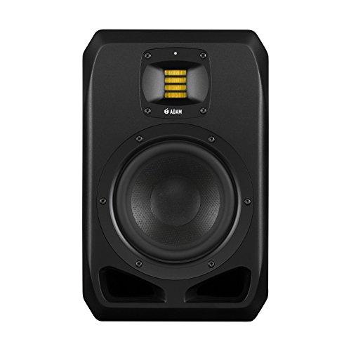 Adam Audio S2V 2-Way Nearfield Monitor with 7' Woofer, 230W Maximum Power, Single