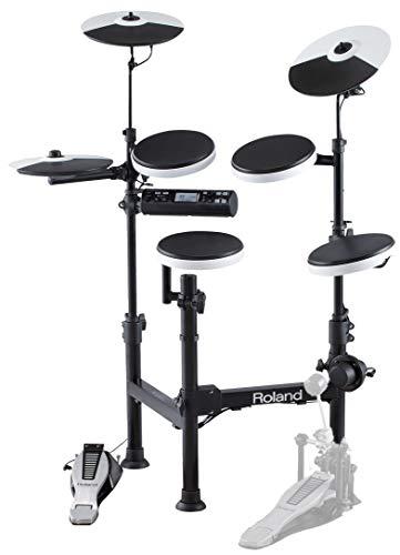 Roland Set, Bundle w/Drum Sticks, TD-4K (TD-4KP-COMBO-DLX)