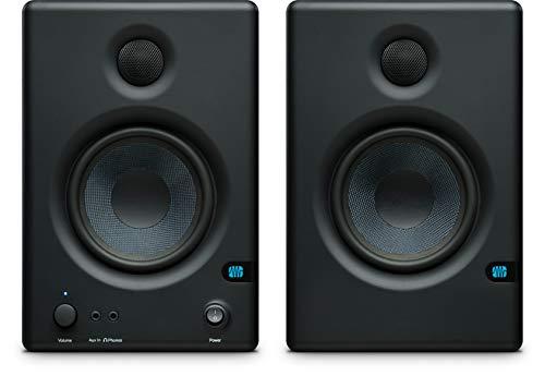 Presonus E4.5-4.5' 2-Way Near Field Studio Monitor (Pair), Black (Eris E4.5)