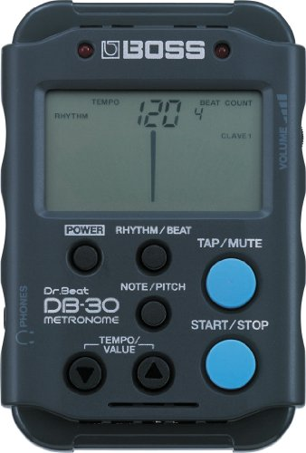 BOSS Dr. Beat Portable Metronome (DB-30)