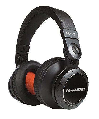 M-Audio, Black (HDH-50)