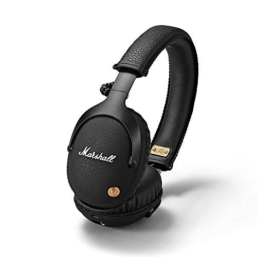 Marshall Monitor Bluetooth Over-Ear Headphone - Black