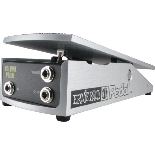 Ernie Ball 250k Mono Volume Pedal (for use with Passive electronics)