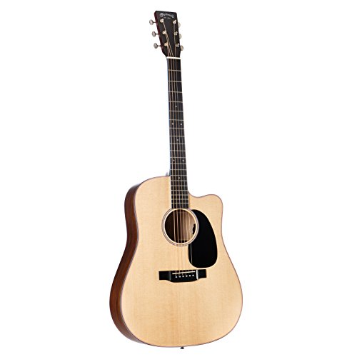 Martin Americana 16 Series DC-16E Dreadnought Acoustic-Electric Guitar Natural
