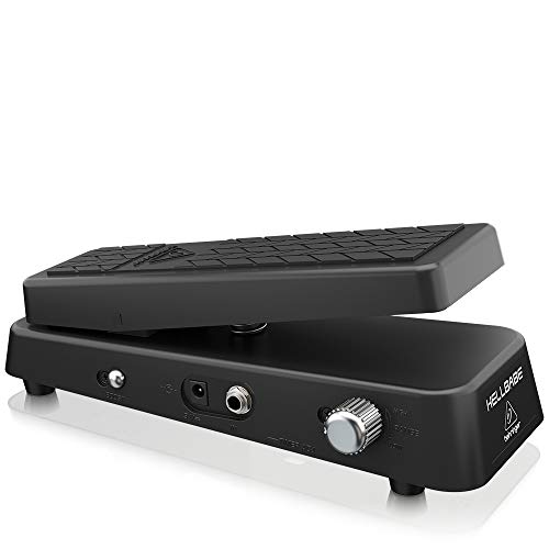 Behringer Hellbabe HB01 Ultimate Wah-Wah Pedal with Optical Control