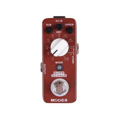 Other EQ Effects Pedal, 2.25 x 4.25 x 1.75 (Pure Octave)