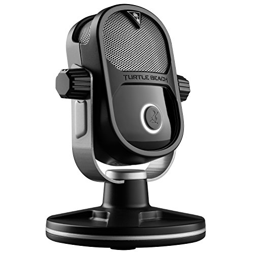 Turtle Beach - Universal digital USB Stream Mic - TruSpeak - Xbox One, PS4 and PC