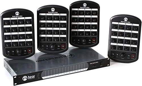 Hear Technologies Hear Back PRO Four Pack - Analog Input
