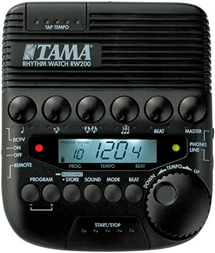 Tama RW200 Rhythm Watch - Drummer S Metronome