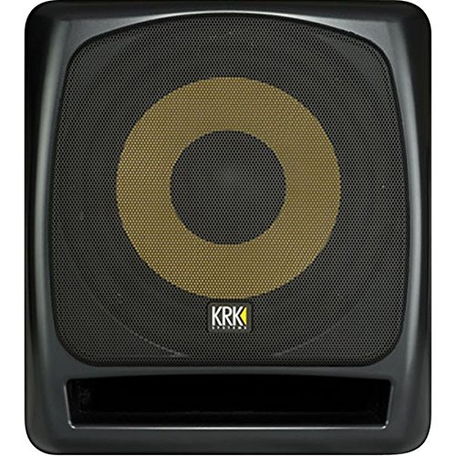 KRK 12s 225 Watts 12-Inch Powered Studio Subwoofer