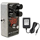 Electro Harmonix Bass Soul Food Overdrive Pedal w/ EHX Power Supply