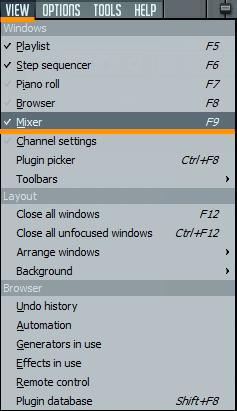 FL_Studio_View_mixer