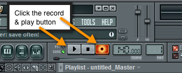 FL Studio click record and play.png