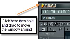 Fl_Studio_floating_window_drag
