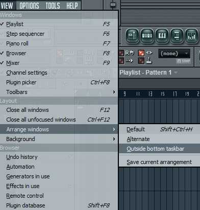 Fl studio floating window set up.png