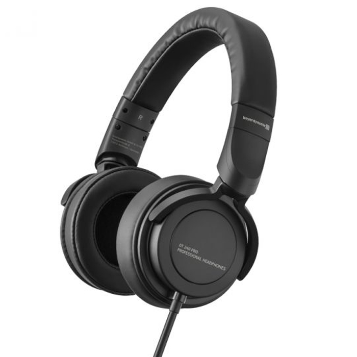 Beyerdynamic DT 240 PRO Closed Back Headphones