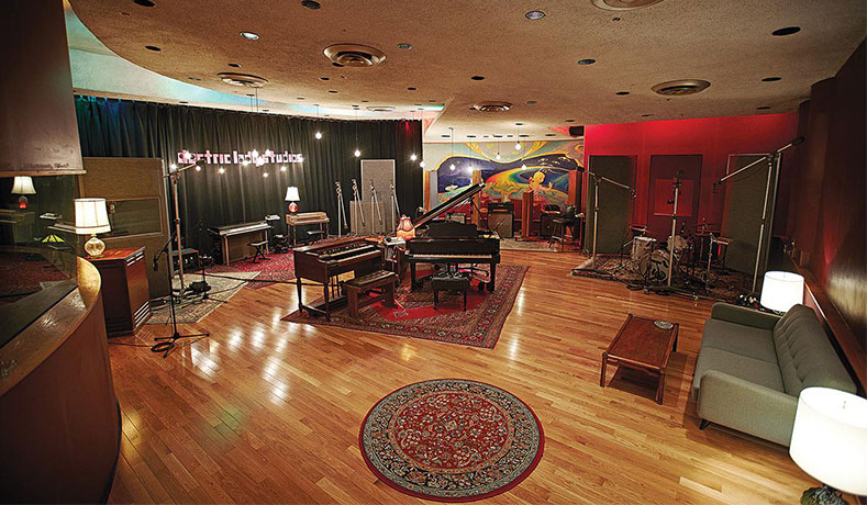 Electric Lady Famous Recording Studio