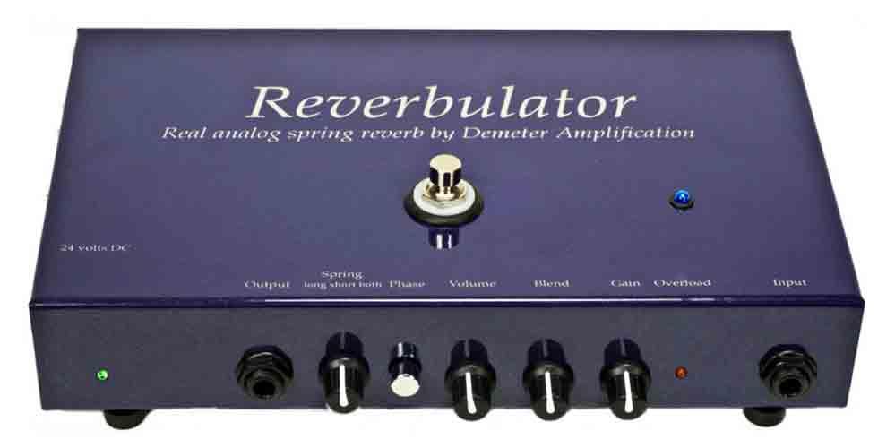 Demeter RRP-1 Real Reverbulator
