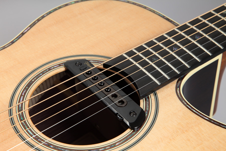 Soundhole acoustic Pickup