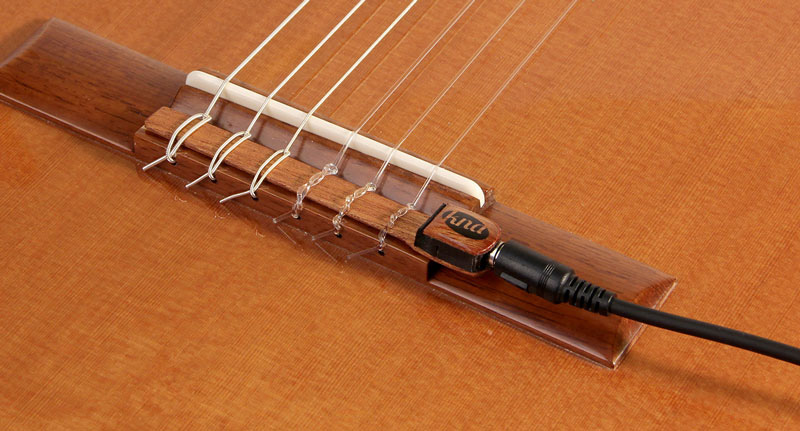 piezo acoustic guitar pickups