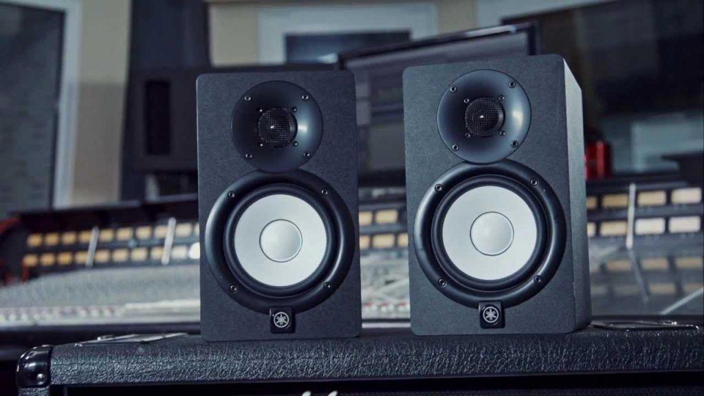 home studio monitors vs hi-fi Speakers